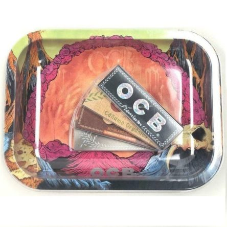 OCB Tray & Paper Bundle Assorted design
