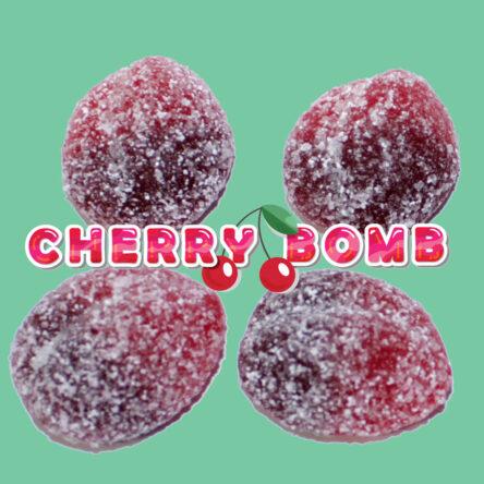 200 MG THC Cherry Bomb