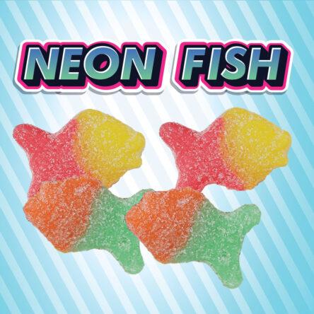 200 MG THC Neon Fish