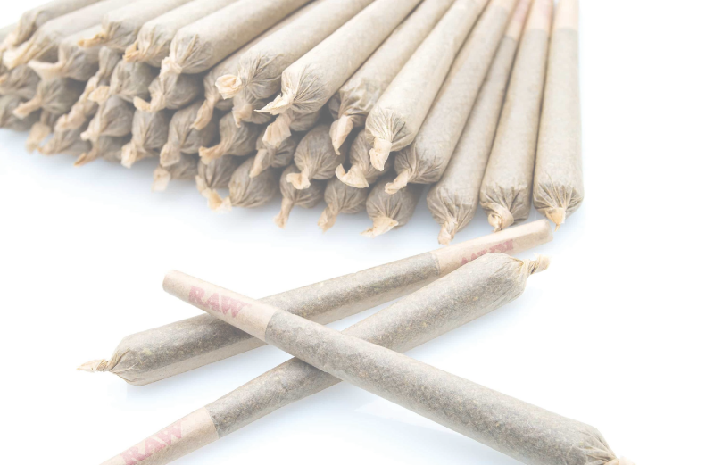 Spend $180 and Receive 4 x King Size Quad (AAAA) Prerolls